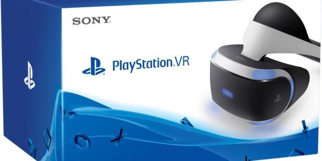 Sony PlayStation VR Erscheinungsdatum und Vorbestellung