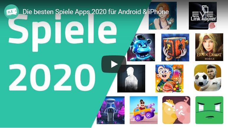 Spiele Apps 2020