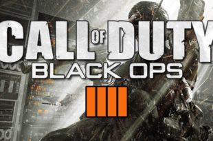 Call of Duty Black Ops 4 Erscheinungsdatum und Vorbestellung