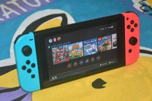 Nintendo Switch-Spiele Erscheinungsdatum für 2021