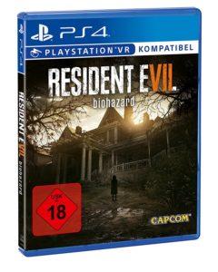 Resident Evil 7 ist Playstation VR Kompatibel