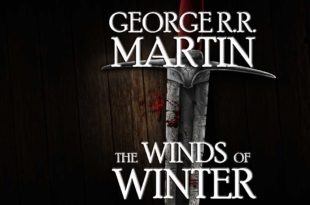 R.R. Martin - The winds of winter Release - Fanmade Cover