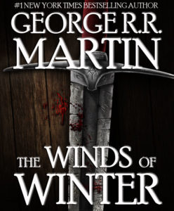 The winds of winter - Release 2017 in deutsch.