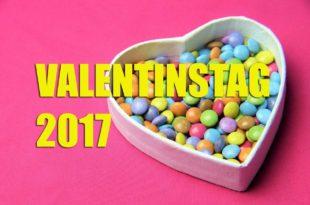 Valentinstag 2017 - Geschenke, Angebote und Ideen