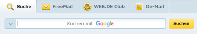 Web.de Login